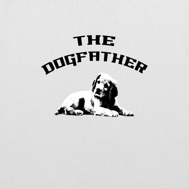Divertente The DogFather Magliette Uomo Donna