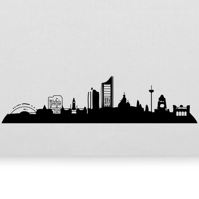 Leipzig Skyline