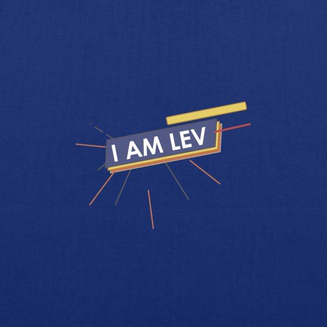 I AM LEV Banner