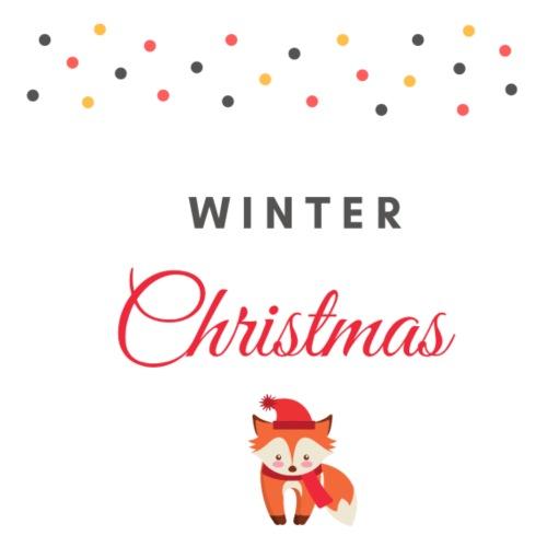 Winter Christmas Noël - Tote Bag