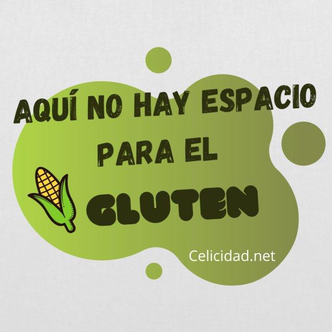 Aquí no hay espacio para el gluten