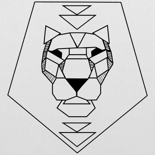 lion - Stoffbeutel