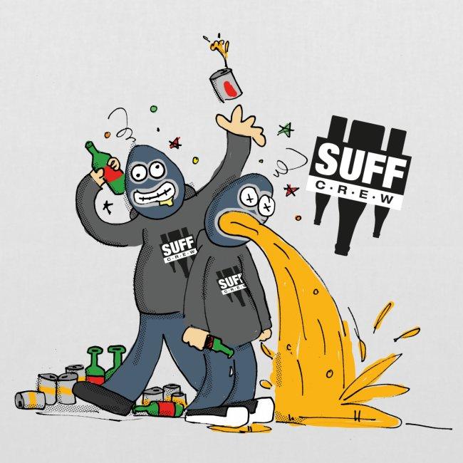 Suff Crew Caricature