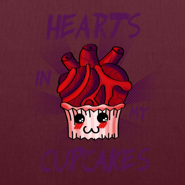 Hearts in my Cupcakes light