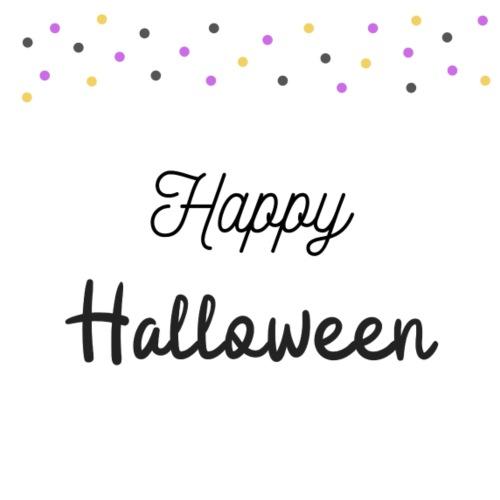 Happy Halloween - Tote Bag