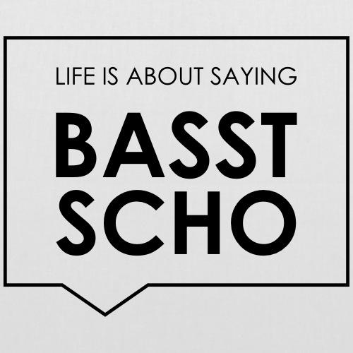 BASST SCHO - Stoffbeutel