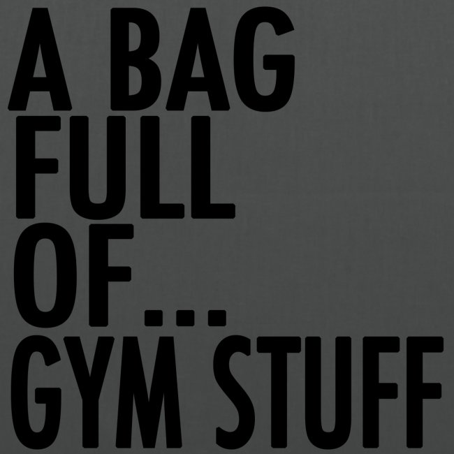 gym stuff black png