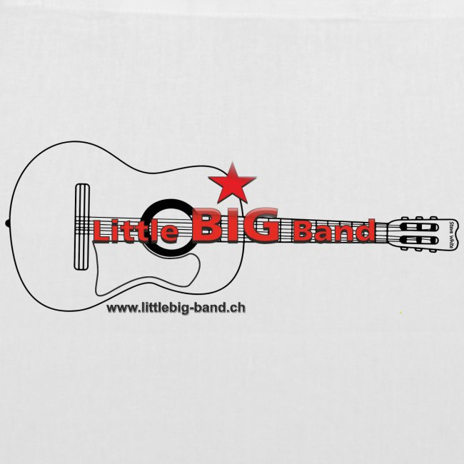 Gitarre Little BIG Band