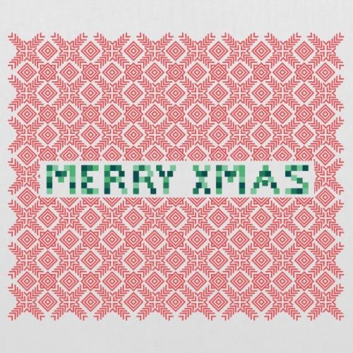 Merry X-Mas Ugly 2 - Stoffbeutel