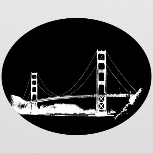 Golden Gate Bridge San Francisco - Stoffbeutel