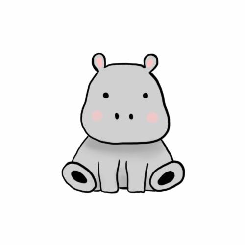 hippo - Kangaskassi