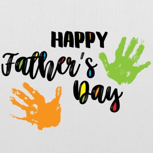 Happy Father's Day - Stoffbeutel
