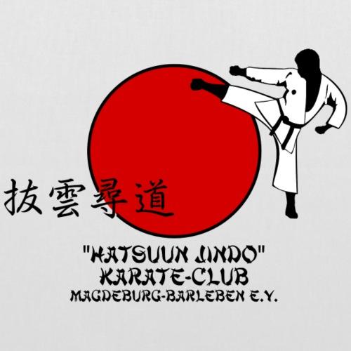 Hatsuun Jindo Karate-Club - Stoffbeutel