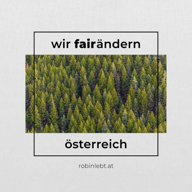 Wir FairÄndern Österreich - Wald