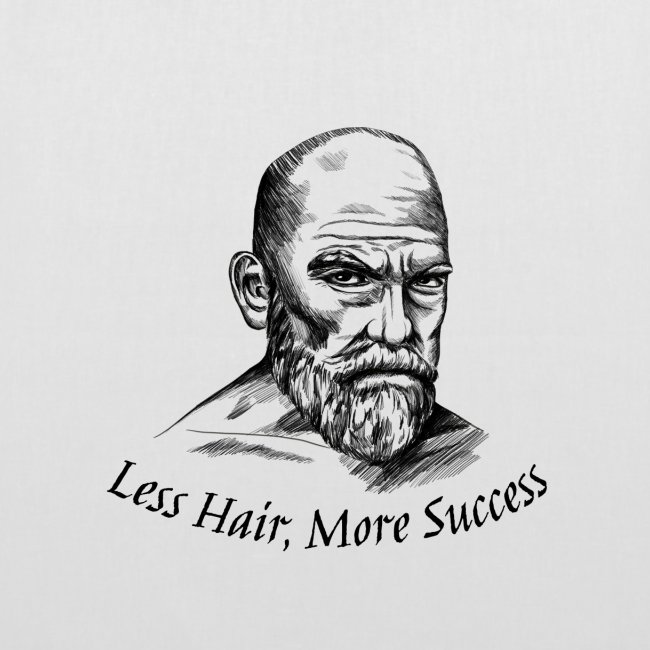 Less Hair, More Success