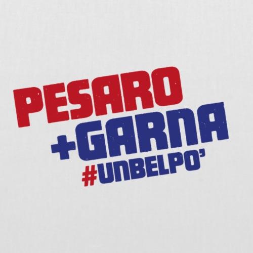 Pesaro + Garna - Borsa di stoffa