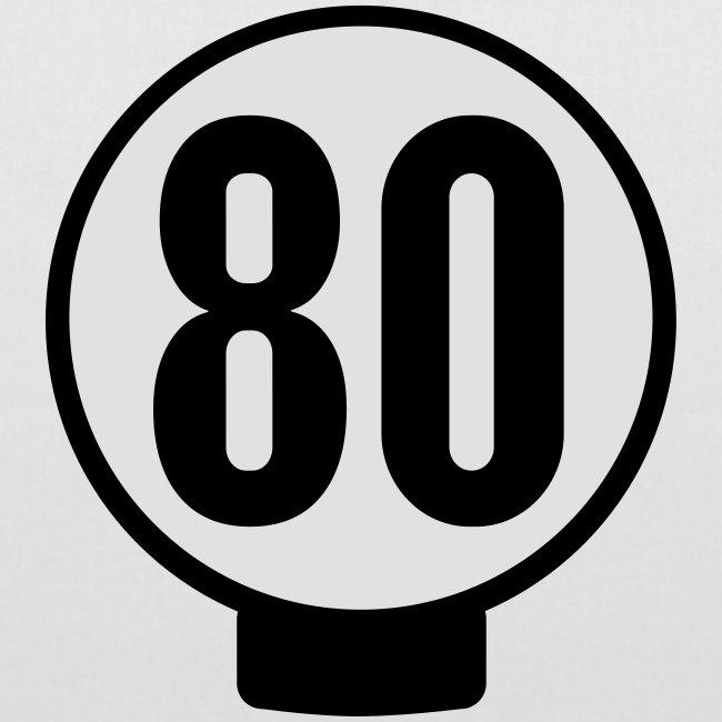 Vanha 80:n lätkä