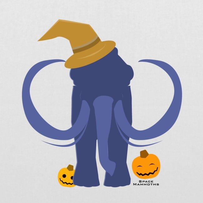 Halloween Space Mammoth