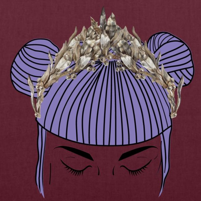 Queen girl