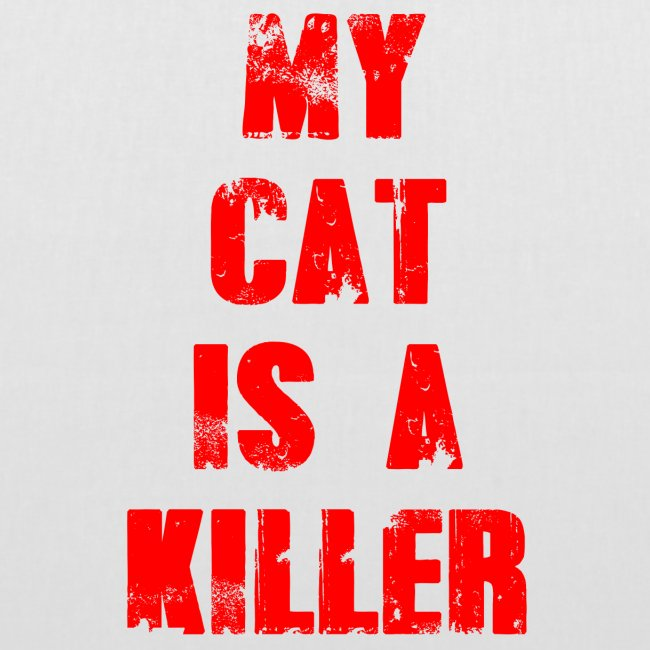 My Cat is a Killer