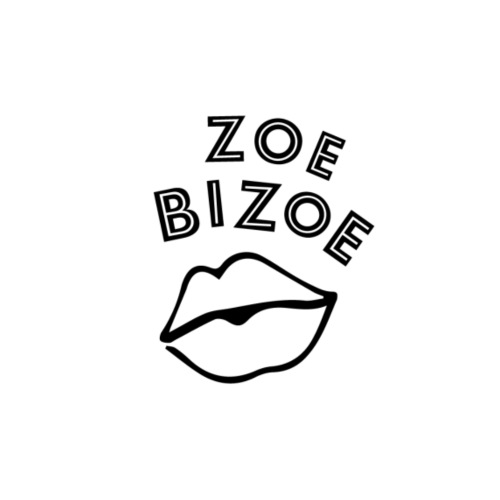 ZOE logo kus - Tote Bag