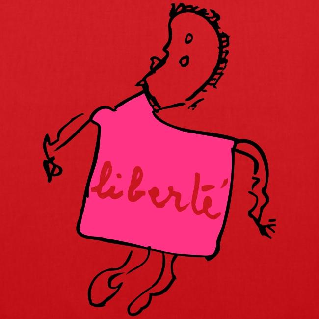 Picasso Liberté Colour Filled