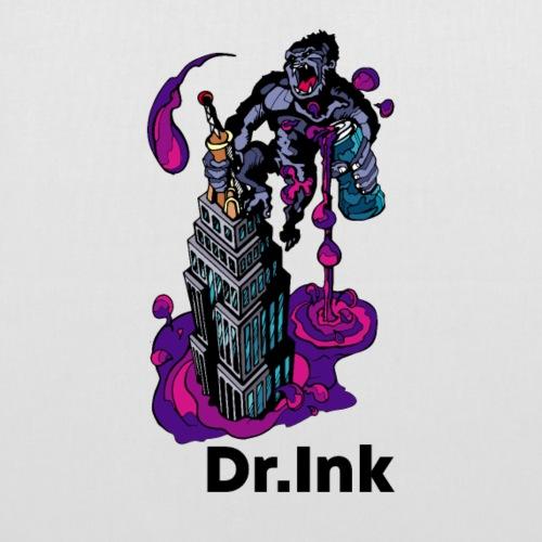 Dr.Ink - Borsa di stoffa