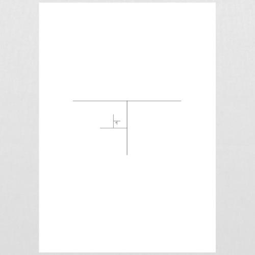 mathematisches Design 1 - Stoffbeutel