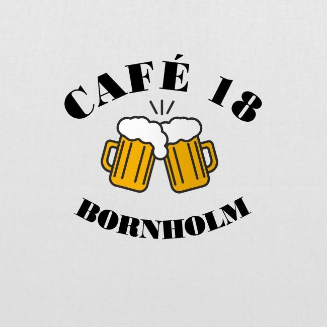 Café 18 Logo 2020