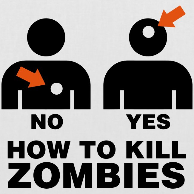 How to kill Zombies