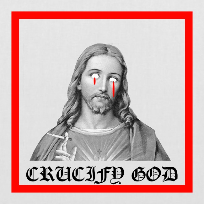 Crucify God | Sad Jesus