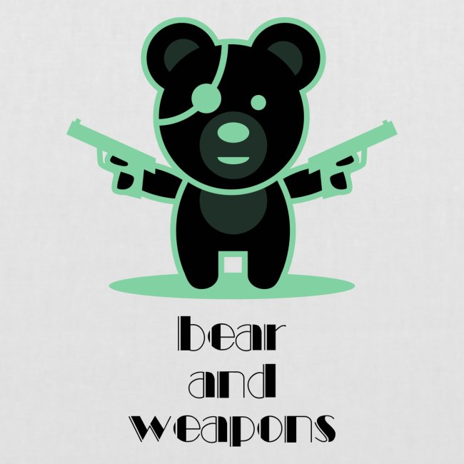 Bear And Weapons