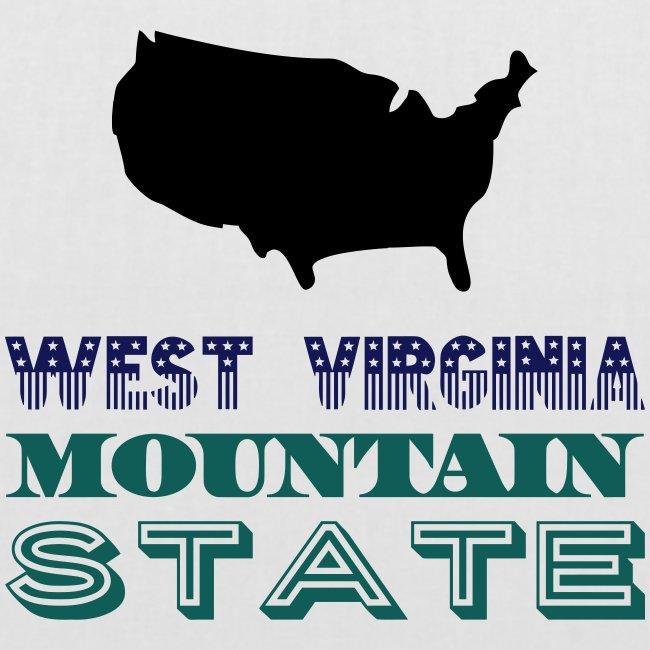 WEST VIRGINA MOUNTAIN STATE