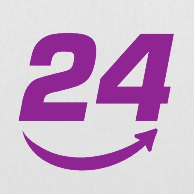 HorseDeal24 Logo Violett