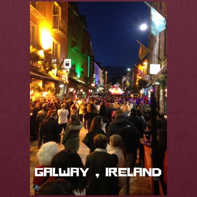 GALWAY IRELAND SHOP STREET