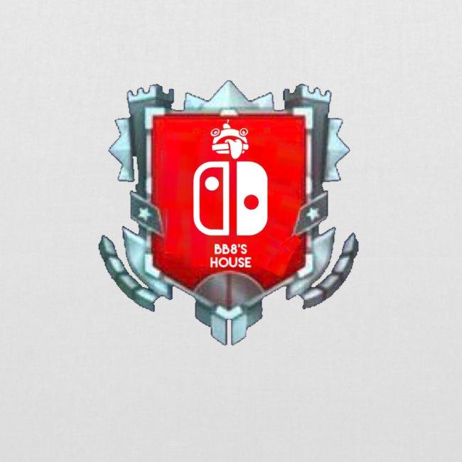 BB8's house logo