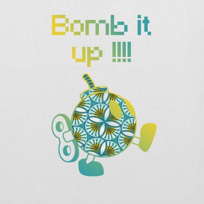 Bomb It Up : Yellow Power !!!