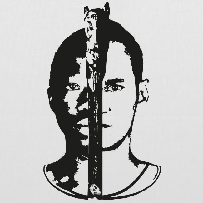 "Frères - ""Black & white """
