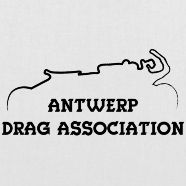 ADA DRAG Logo Klein Zwart