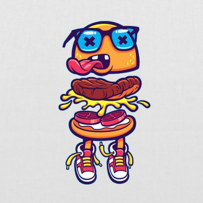 Hipster Hamburger