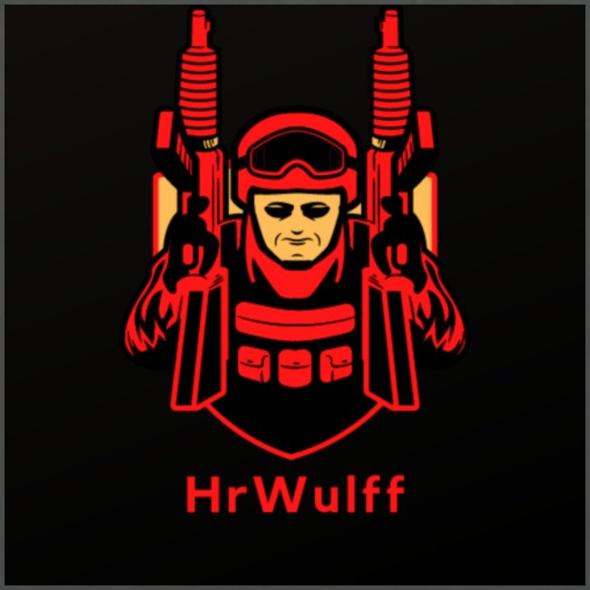 HrWulff Gaming Logo