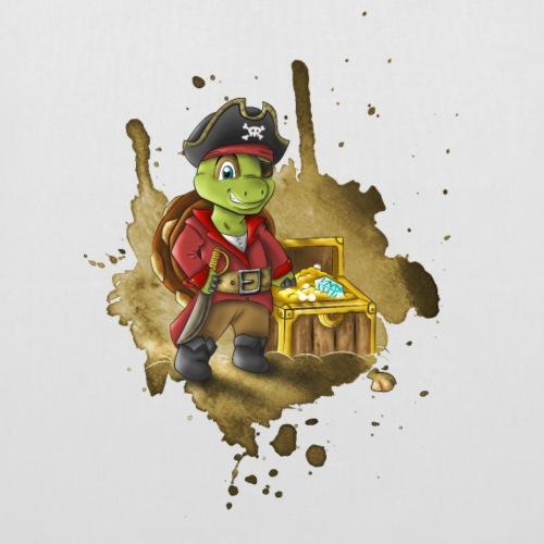 Harry der Pirat - Stoffbeutel
