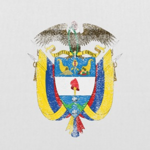 Colombia Coat of Arms Colombia Symbol - Mulepose