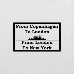 From Copenhagen To London - Mulepose