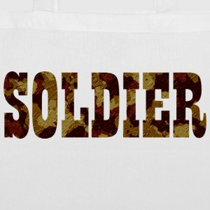 Soldier Camouflage - Tote Bag