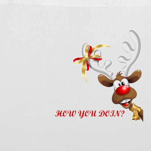 How you doin? - Tote Bag