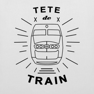 Tete_De_Train_Black_Aubstd - Stoffveske