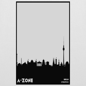 Berlin Skyline - Tote Bag