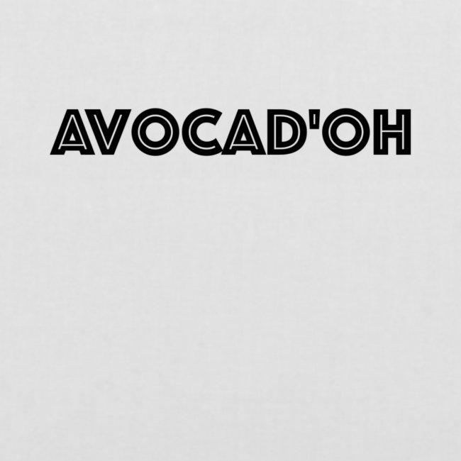 Avocad'oh