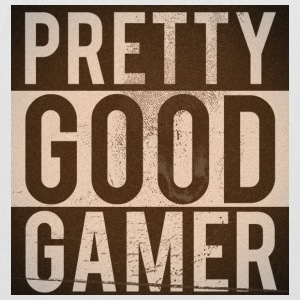 PRETTY GOOD GAMER. - Stoffbeutel